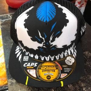 หมวก Venom (Venom Black)