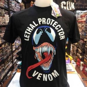 วีนอม สีดำ (Venom Lethal Protector black)