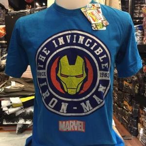 ไอรอนแมนสีฟ้า (Ironman The Invincible Blue)