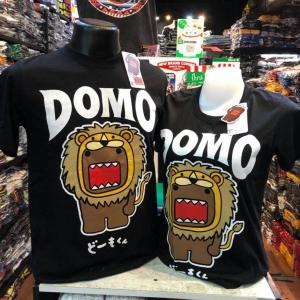 โดโมะ สีดำ (Domo Lion CODE:1186)