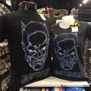 แบทแมน สีดำ (Batman FACE)