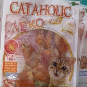 Cataholic Neko รสไก่และปลากะตัก สองโหล 850รวมส่ง