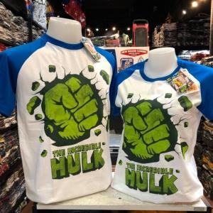 มาร์เวล สีน้ำเงิน (The Incredible Hulk Big Hand)