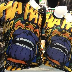 ฮัลค์ สีดำ (Thanos Hahaha)