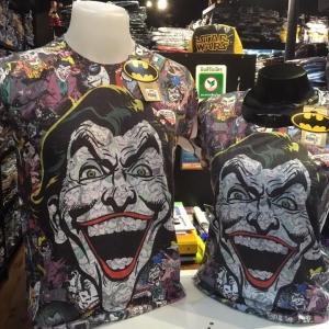 โจกเกอร์ full-printed (Joker sub face)