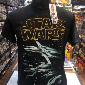 สตาร์วอร์ สีเทา (Star wars x wing fighter ฺBLACK CODE:1223)