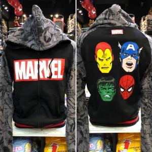 มาร์เวล เสื้อกันหนาวฮู้ด (All Hero Marvel Cartoon)