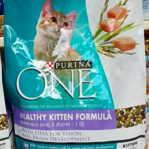 Purina One Kitten 3kg. 635รวมส่ง