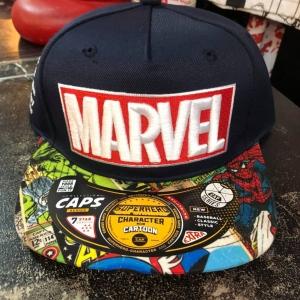 หมวก Marvel (All Hero) CODE : 1122