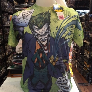 โจกเกอร์ สีเขียว (Joker sub green light)