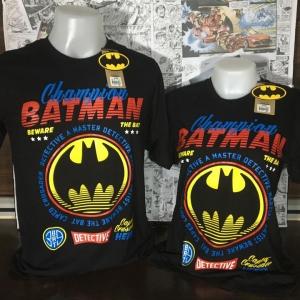 แบทแมน สีดำ (Batman champion)
