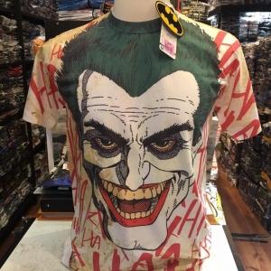 โจกเกอร์ สีขาว (Joker face HAHA!)