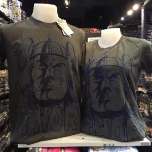 ฮีโร่ทอร์ สีเทา (Thor face gray CODE:0792)
