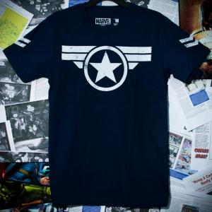 กัปตันอเมริกา สีกรม (Captain america blue navy)
