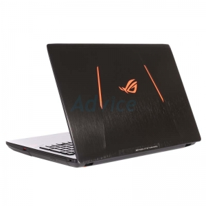 Notebook Asus ROG Strix GL553VE-FY218 (Black) Free Mouse Gaming (ในกล่อง)