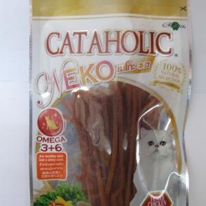 Cataholice Neko รสทูน่าและไก่ หนึ่งโหล 450รวมส่ง