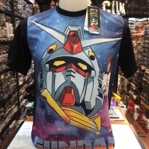 กันดั้ม สีดำ (Gundam Amuro star black arm)