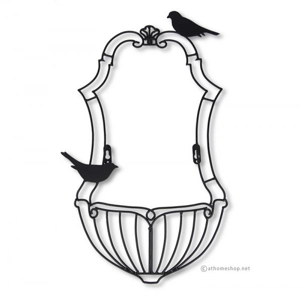 Wire Art Bird Cage