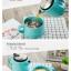 ชุดกาเซรามิก มีกรองในกา ใช้ชงชาหรือกาแฟได้ จาก JIMMEAL [Pre-order] thumbnail 4