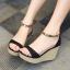 Preorder รองเท้าแฟชั่น สไตล์เกาหลี 36 - 40 รหัส M-8743 thumbnail 1