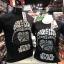 สตาร์วอร์ สีดำ (Darth Vader words face CODE:1260) thumbnail 1
