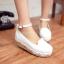 Preorder รองเท้าแฟชั่น สไตล์เกาหลี 34-39 รหัส 9DA-1550 thumbnail 1
