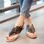Preorder รองเท้าส้นเตี้ย 30-47 รหัส 9DA-2760 thumbnail 2