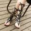 Preorder รองเท้าแฟชั่น สไตล์เกาหลี 34-46 รหัส 55-0699 thumbnail 2