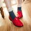 พรีอเดอร์ รองเท้าแฟชั่น 34-48 รหัส 9DA-2594 thumbnail 1