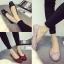 Preorder รองเท้าแฟชั่น สไตล์เกาหลี 35-41 รหัส BS-8171 thumbnail 1