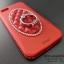 เคส Samsung J7 (2016) แหวนเพชร ตั้งได้ สีแดง BKK thumbnail 2