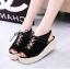Preorder รองเท้าแฟชั่น สไตล์เกาหลี 34-39 รหัส A8-6703 thumbnail 1