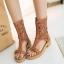 Preorder รองเท้าแฟชั่น สไตล์เกาหลี 34-43 รหัส 9DA-2380 thumbnail 1
