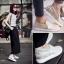 Preorder รองเท้าแฟชั่น สไตล์เกาหลี 34-43 รหัส 9DA-2849 thumbnail 1
