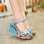 Preorder รองเท้าแฟชั่น สไตล์เกาหลี 34-39 รหัส 9DA-2879 thumbnail 4