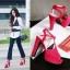 Preorder รองเท้าแฟชั่น สไตล์เกาหลี 31-47 รหัส 9DA-5401 thumbnail 4