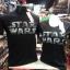 สตาร์วอร์ สีดำ (Star wars black logo gray CODE:1213) thumbnail 1