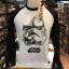 สตาร์วอร์ แขนยาว (LS-Storm Trooper White arm black) thumbnail 1