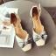 พรีออเดอร์ รองเท้าแฟชั่น 35-41 รหัส GB-1711 thumbnail 1