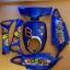 ชุดสีฟีโอเร ของใหม่ สีน้ำเงินพร้อมสติ๊กเกอร์ thumbnail 1