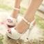 Preorder รองเท้าแฟชั่น สไตล์เกาหลี 32-47 รหัส 55-2249 thumbnail 1