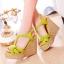Preorder รองเท้าแฟชั่น สไตล์เกาหลี 31-43 รหัส 9DA-6491 thumbnail 1