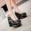 รองเท้าแฟชั่น สไตล์เกาหลี 32-43 รหัส 9DA-3808 thumbnail 3