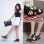 Preorder รองเท้าแฟชั่น สไตล์เกาหลี 34-39 รหัส N5-4809 thumbnail 1