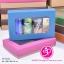 กล่องฝาครอบ ฝาสีต่างๆ ขนาด 16.0 x 25.3 x 5.0 ซม. มีหน้าต่าง thumbnail 3