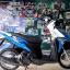 (( ขายแล้ว )) click 125i 2013 สีน้ำเงิน สภาพดี เครื่องดี สีสวย thumbnail 5