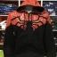 สไปเดอร์แมน เสื้อกันหนาวฮู้ด (Spiderman Red) thumbnail 1