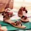 Preorder รองเท้าแฟชั่น สไตล์เกาหลี 34-43 รหัส N5-4449 thumbnail 1