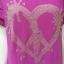 เสื้อคอกลมผ้าชีฟอง สีชมพู(บานเย็น) BY Kut Katawetee thumbnail 4