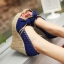 Preorder รองเท้าแฟชั่น สไตล์เกาหลี 34-39 รหัส 55-6172 thumbnail 1